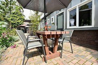 Modernes Ferienhaus in Hulshorst mit eigener...