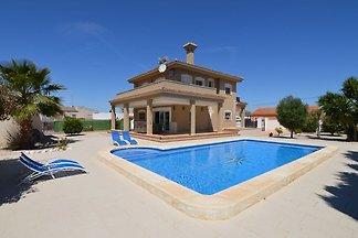 Prachtvolle Villa in San Fulgencio mit eigene...
