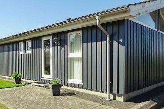 Gemütliches Ferienhaus bei Bogense mit Sauna