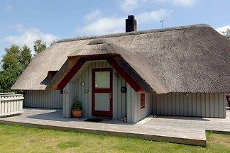 Modernes Ferienhaus in Blåvand mit Terrasse
