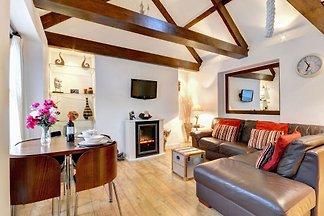 Luxuriöses Ferienhaus in Looe, Cornwall, in...