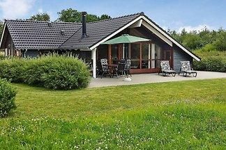 Ruhiges Ferienhaus in Ansager mit privatem...