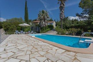 Moderne Villa in Beaufort mit eigenem Pool