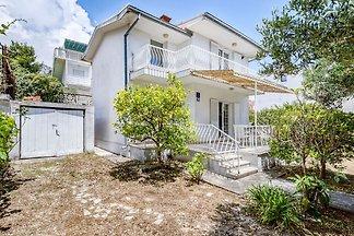 Komfortable Villa in Orebić mit Garten in der...
