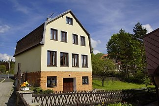 Charmantes Ferienhaus mit Garten in Pernink