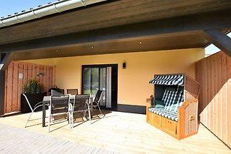 Gemütliches Ferienhaus in Barnekow mit Garten