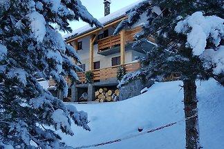 Gemütliches Chalet beim Skilift in Modane,...
