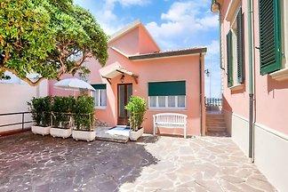 Attraktives Ferienhaus in San Vincenzo mit...