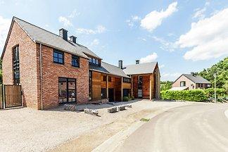 Schönes Ferienhaus in Bomal - Durbuy mit Well...