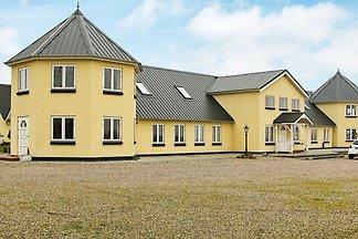 Idyllisches Ferienhaus in Jütland in der Nähe...
