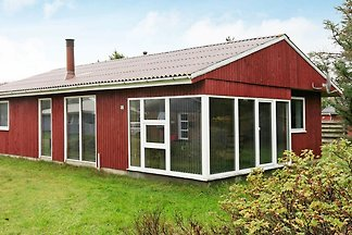 Charmantes Ferienhaus in Oksbøl in...