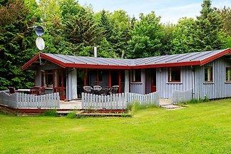 Fantastisches Ferienhaus bei Roslev mit Sauna