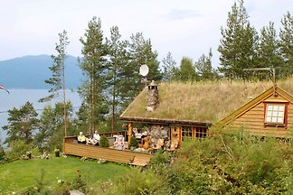 12 Personen Ferienhaus in Kysnesstrand