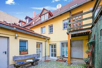 Elegantes Apartment in Naumburg mit Terrasse