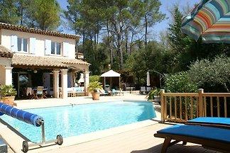Charmante Villa mit Swimmingpool in Lorgues...