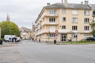 Schöne Wohnung im Zentrum von Bayeux