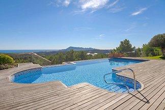 Gemütliche Villa in Altea la Vella mit eigene...