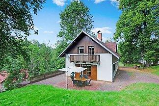 Ruhiges Ferienhaus in Rudnik, am Nationalpark...