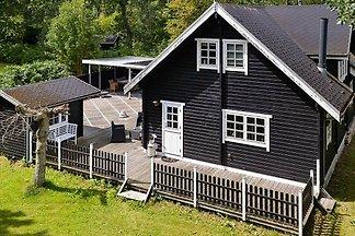 Geräumiges Ferienhaus in Syddanmark nahe dem...