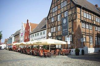 Moderne Ferienwohnung in Wismar in Meeresnähe