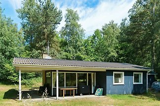 Comfortable Holiday Home in Aakirkeby with...