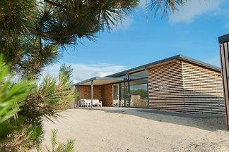 Komfortable Lodge mit Geschirrsp., 900 m.