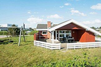Idyllisches Ferienhaus in Jütland mit Sauna