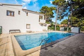 Schönes Ferienhaus mit Swimmingpool in Miami...