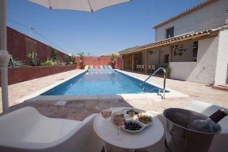 Moderne Villa in Roquebrun mit eigenem Pool