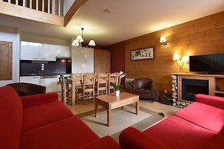 Moderne Wohnung in einem authentischen Dorf i...