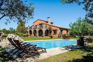 Wunderschöne Villa in Peralada mit privatem P...