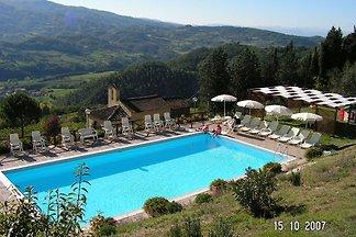 Wunderschönes Ferienhaus in Dicomano mit...