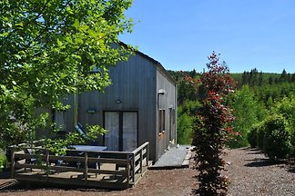 Modernes Ferienhaus in Houffalize mit Sauna