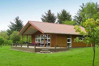 Ferienhaus in Roslev Dänemark mit überdachter...