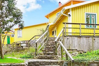 4 Sterne Ferienhaus in FISKEBÄCKSKIL
