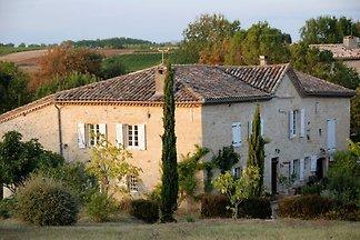 Geräumiges Cottage in Fayssac, Frankreich mit...