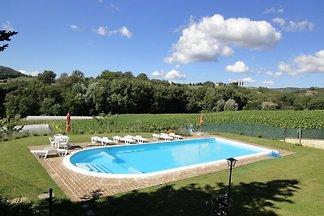 Pretty Farmhouse with Swimming Pool, Garden, ...