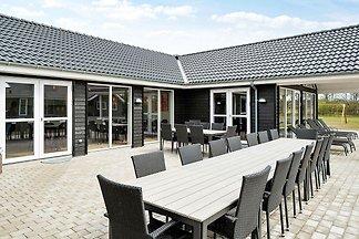 Luxuriöses Ferienhaus in Jütland mit privatem...