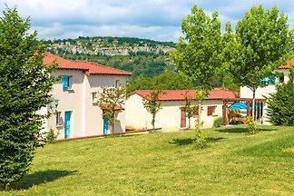 Gemütliches Ferienhaus mit Terrasse am Fluss...