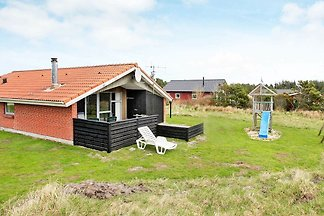Gemütliches Ferienhaus in Vejers Strand mit...