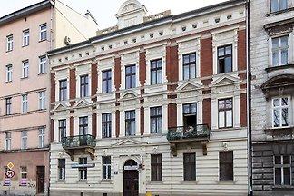 Geräumiges Apartment in Krakau mit moderner...