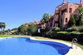 Moderne Ferienwohnung in Ojen (Andalusien)