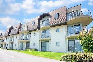 Gemütliche Wohnung in Bredene mit eingezäunte...