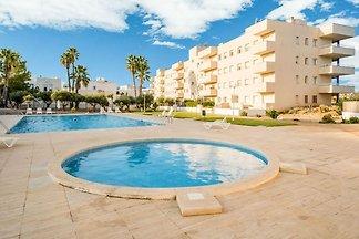 Ładny dom wakacyjny w Sant Josep de Sa Talaia...