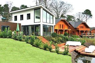Modernes Ferienhaus mit 2 Badezimmern, Nähe...