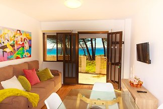 Komfortable Ferienwohnung mit Terrasse in...