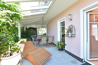 Sunny and Mediterranean house in Deggendorf w...