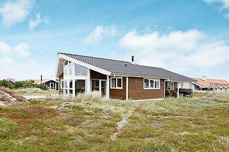 Modernes Ferienhaus in Thisted mit Sauna
