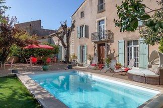 Elegantes Ferienhaus in Olonzac mit privatem...