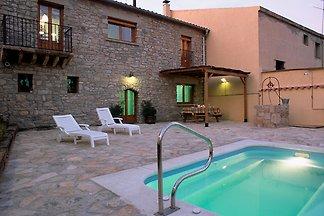 Modernes Landhaus in Guimerà mit privatem...